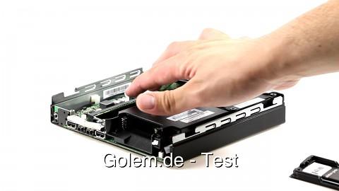 Lenovo Thinkcentre M72e Tiny - Test