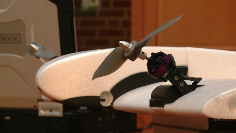 Archäol. Luftbildkartierung mit Drohne