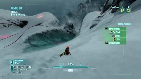 SSX - Trailer (The Countdown, DLC)