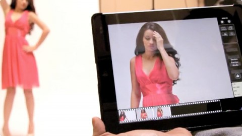 Cameramator - Kamera-Tethering mit dem iPad