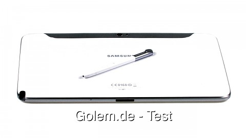 Samsung Galaxy Note 10.1 - Test