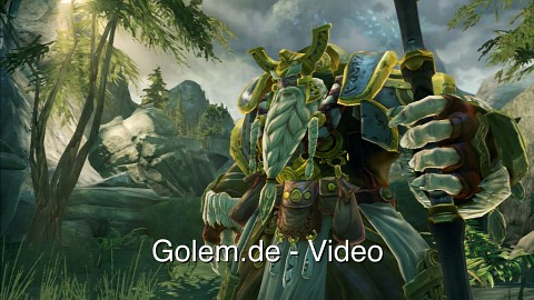 Darksiders 2 - Gameplay vom Spielbeginn