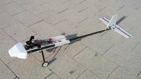 Drohne für Innenräume - MIT