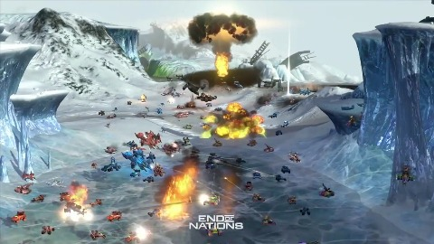 End of Nations - Trailer (Gamescom 2012)