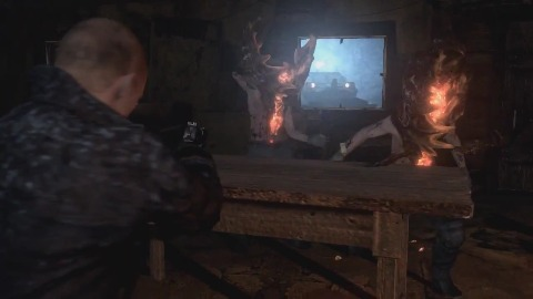 Resident Evil 6 - Gameplay (Jake, Cabin)