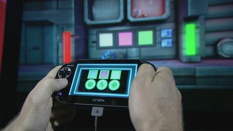 Sony zeigt Vita als Cross-Controller für PS3