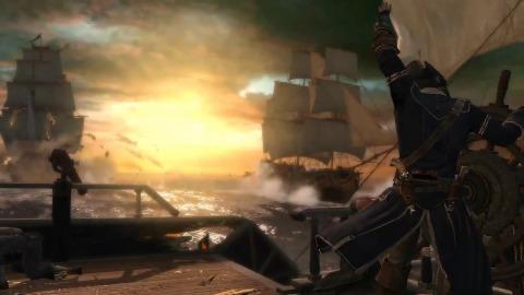 Assassin's Creed 3 - Trailer (Seeschlachten, Gamescom)