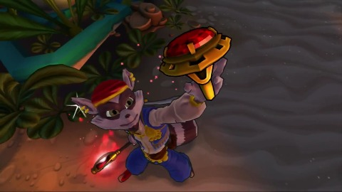 Sly Cooper Thieves in Time - Trailer (Gamescom 2012)