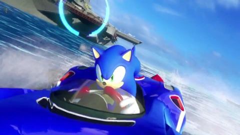 Sonic and All-Stars Racing Transformed - Trailer (GC12)