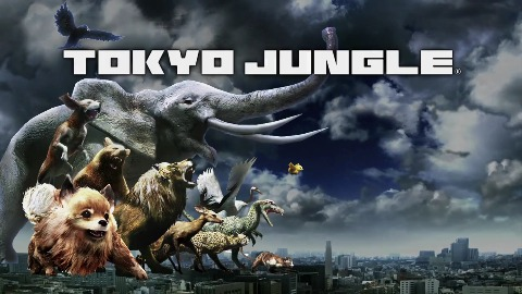 Tokyo Jungle - Trailer (Gamescom 2012)