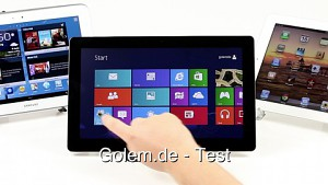 Windows 8 - Test