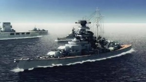 Navy Field 2 - Trailer (Cinematic, Gamescom 2012)
