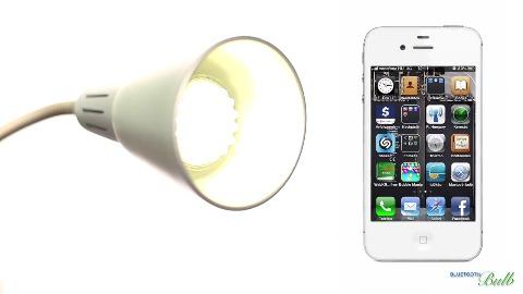 Bluetooth Bulb mit Smartphone steuern