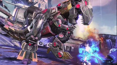 Transformers Untergang von Cybertron - Trailer (Launch)