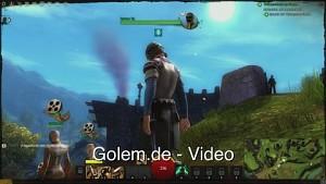 Guild Wars 2 - Gameplay aus den ersten 60 Minuten