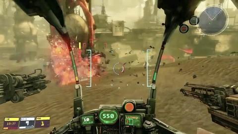 Hawken wird Oculus Rift unterstützen