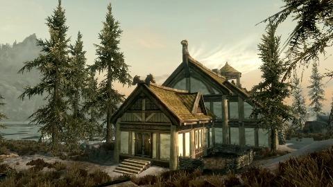 Skyrim - Trailer (Hearthfire, DLC)