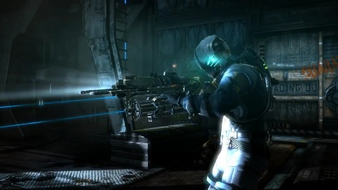Dead Space 3 - Entwicklertagebuch (Waffen)