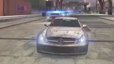 Need for Speed Most Wanted - Gameplay (Ride it)