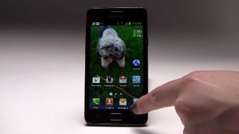 VMWare zeigt Switch für Android