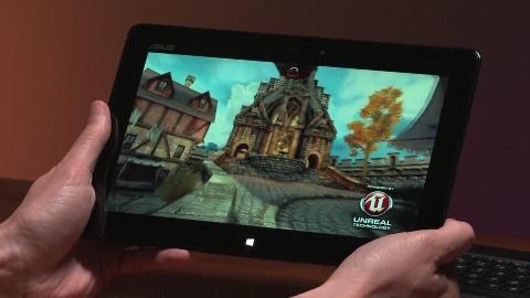 Nvidia zeigt Unreal Engine 3 für Windows RT