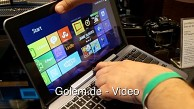 Samsung Ativ Smart-PC - Hands on (Ifa 2012)
