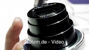 Samsung Galaxy Camera - Hands on (Ifa 2012)