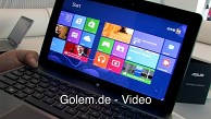 Asus Vivo Tab RT - Hands on (Ifa 2012)