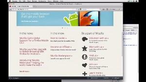 Neue Kommandozeile in Firefox 16