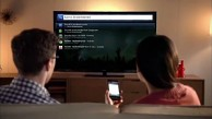 Google TV mit Sonys Internet Player NSZ-GS7