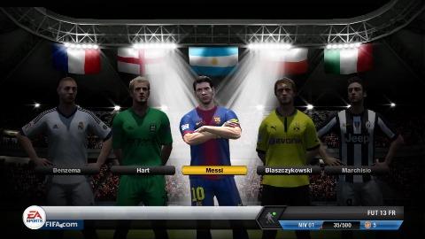 Fifa 13 - Trailer (Ultimate Team)