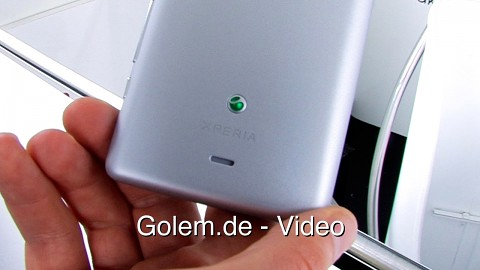 Sony Xperia T - Hands on (Ifa 2012)