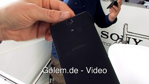 Sony Xperia V - Hands on (Ifa 2012)
