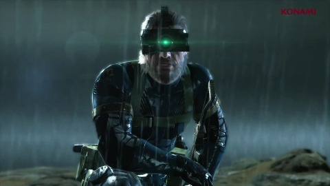 Metal Gear Solid Ground Zeroes - 11 Min. Gameplay