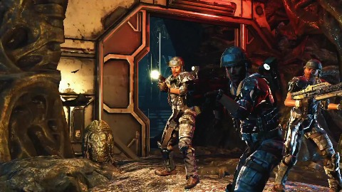 Aliens Colonial Marines - Trailer (Escape)