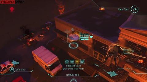 Xcom Enemy Unknown - 30 Min. Gameplay
