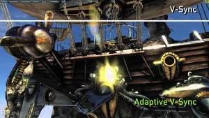 Nvidia zeigt Adaptives V-Sync