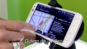 Tomtom zeigt Android-Navigation (Ifa 2012)