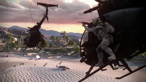Battlefield 3 Armored Kill - Trailer (Launch)
