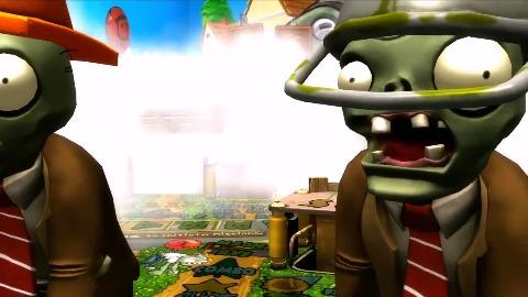 Zen Pinball 2 - Trailer (Plants vs. Zombies)