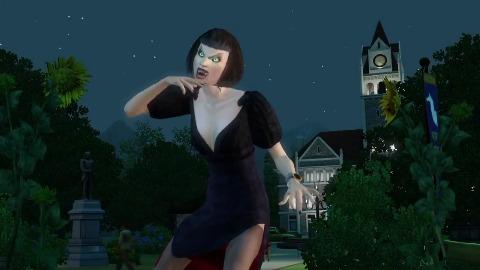 Die Sims 3 Supernatural - Trailer (Launch)