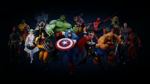 Marvel Heroes - Trailer (Pax 2012)