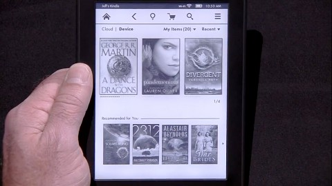 Kindle Paperwhite - Live-Demonstration