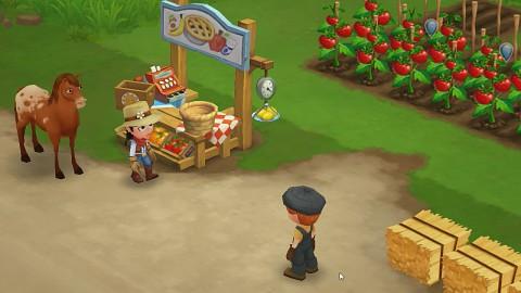 Farmville 2 - Gameplay vom Spielbeginn