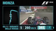 F1 2012 - Gameplay-Tutorial (Monza)