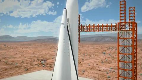 Spaceliner - Animation