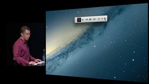 iTunes 11 - Demonstration von Apple
