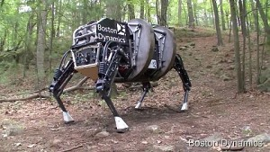 Alpha Dog - Boston Dynamics