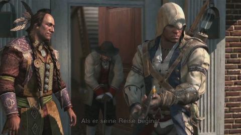 Assassin's Creed 3 - Entwicklertagebuch (Teil 3)