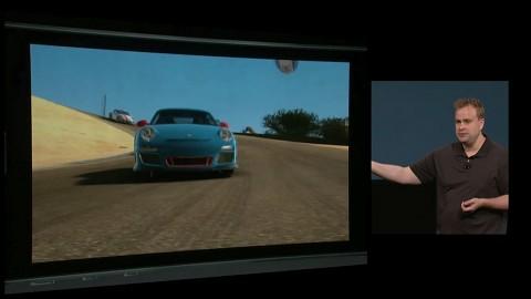 Real Racing 3 - Demo auf dem iPhone 5